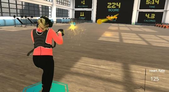 Záběr ze hry Box VR na PS4