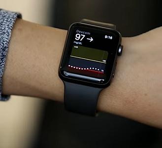 Diabetikům mohou při sportování pomoci i chytré hodinky