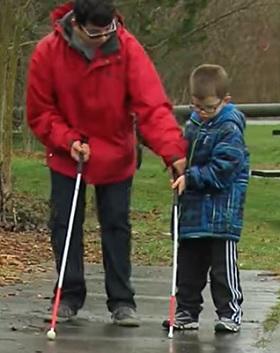 Usherův syndrom je závažné onemocnění genetického původu, které postihuje současně zrak a sluch.