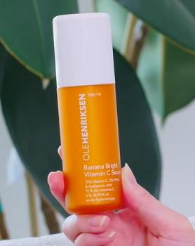 Vitamín C najdete i v kosmetice