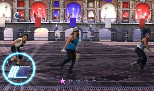 Obrázek ze hry Zumba Fitness World Party