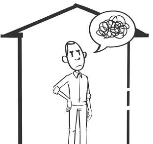 Jak se vypořádat s osamělostí a nepříjemnými pocity v domácí karanténě?