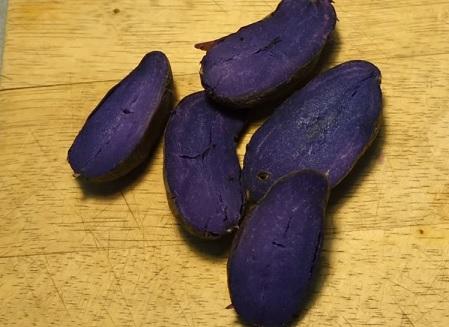 Fialové jsou zdravé i krásné zároveň.