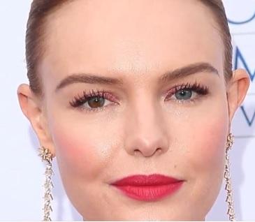 Kate Bosworth a heterochromie