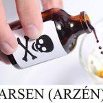 Otrava arsenem (arsenikóza) – vše co potřebujete vědět