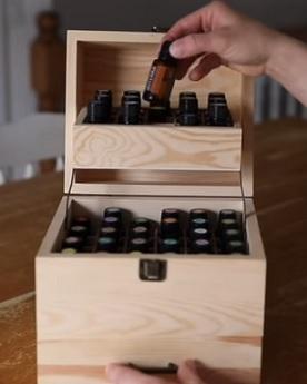 Jak skladovat esenciální oleje?