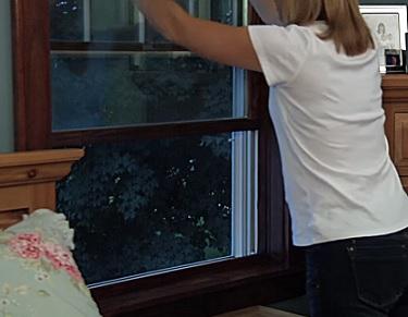 V období pylové aktivity otevírejte okna co nejméně