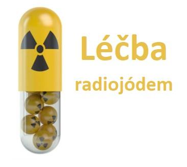 Pro určité typy onemocnění je aplikace radioaktivního jódu (131I) šetrnější než jiné způsoby léčby. Jde zejména o případy zvýšené funkce štítné žlázy.