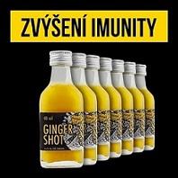 Ginger Shot na imunitu