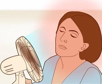 Návaly horka jsou nejčastěji spojovány s menopauzou, je to jeden z nejznámějších příznaků