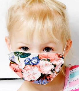 Roušky a děti - měly by je nosit?