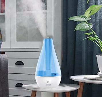 Zvlhčovače vzduchu jsou zařízení zvyšující vlhkost vzduchu v interiéru.