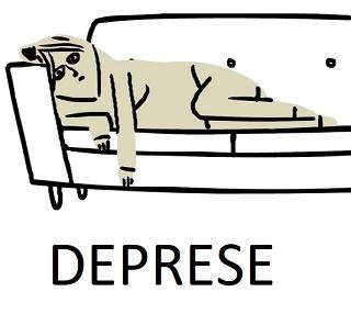 Ranní bolesti hlavy či zad jako příznak deprese