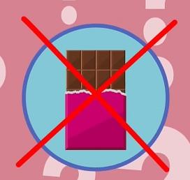 Ne, psovi čokoládu nedávejte