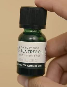 Tea tree olej má antiseptický a protiplísňový účinek.