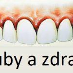 Propojení zdraví zubů a dásní s vnitřními orgány